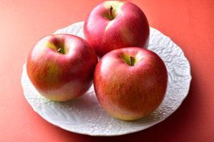地元農家で採れたりんご